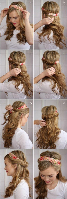 ободок для волос