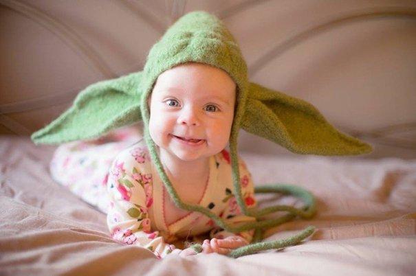 шапка с ушами
