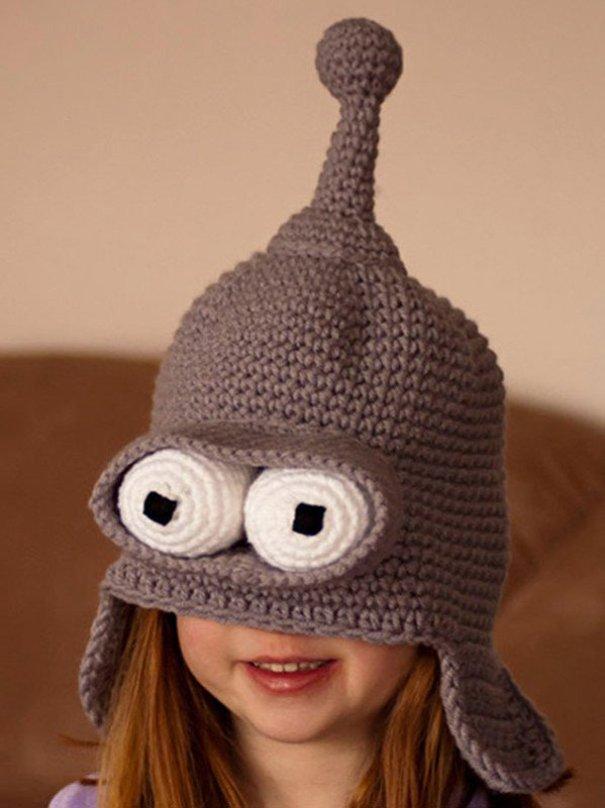шапка бендера