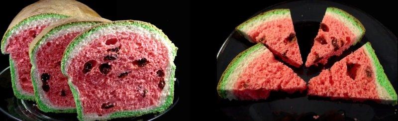 арбузный хлеб