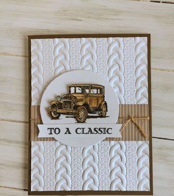 как сделать осенние открытки