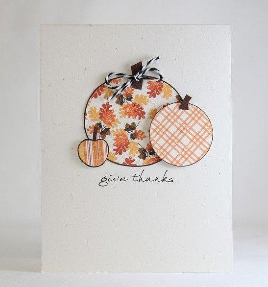 красивые осенние открытки