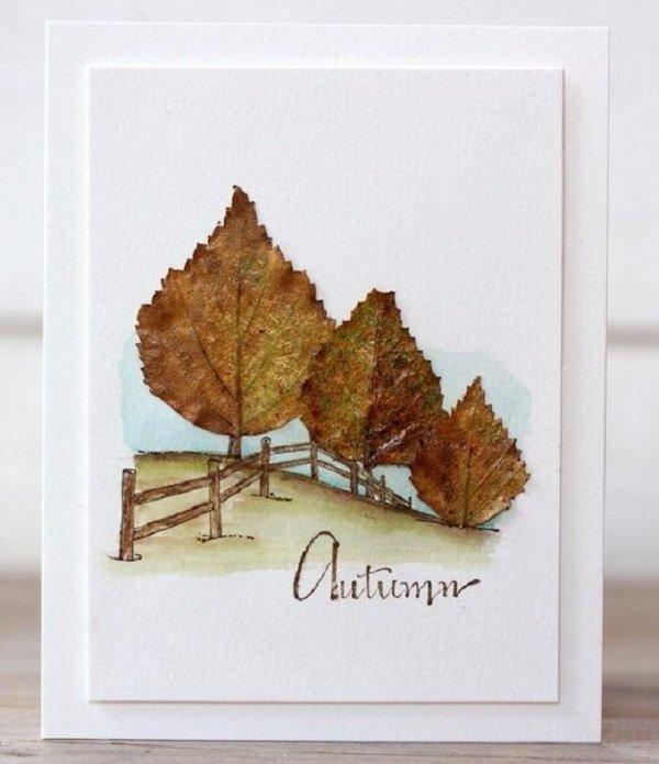 открытки ручной работы из бумаги