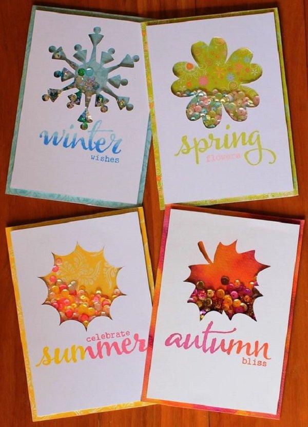 открытки и пригласительные ручной работы
