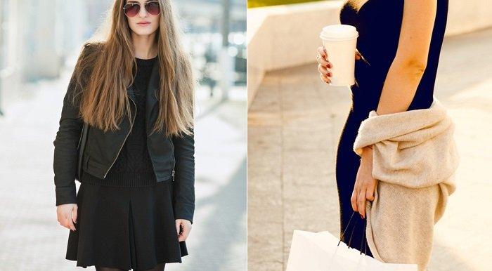 платья на осень фасоны