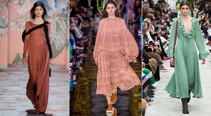 платья на осень на каждый день