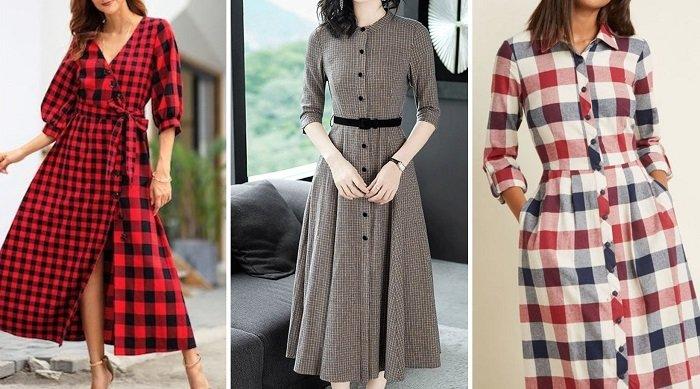 стильные платья