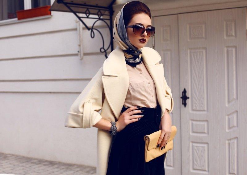 осенний гардероб женщины 50 лет