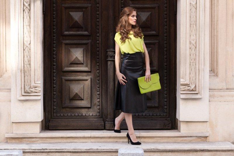 осенний гардероб деловой женщины