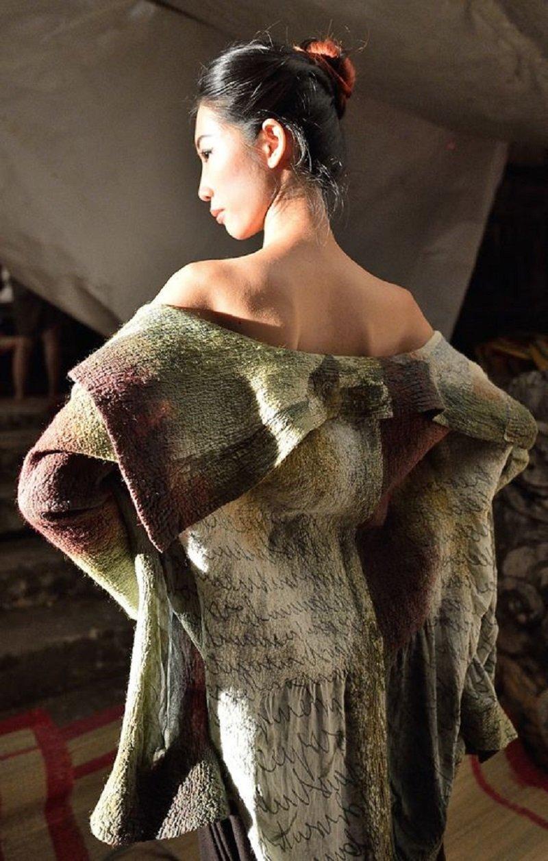 женская осенняя одежда фото
