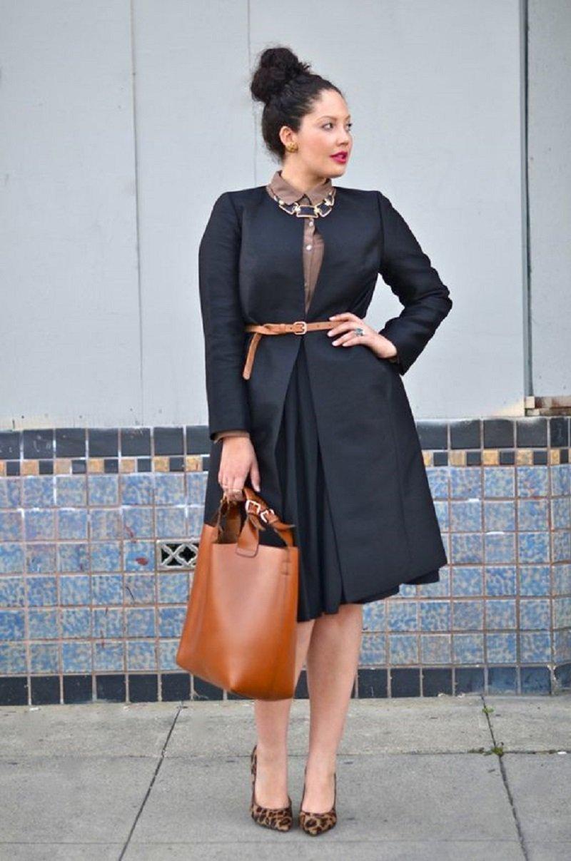 одежда для полных женщин за 40 лет