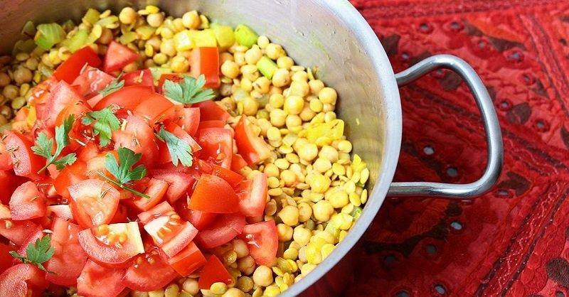 марокканский суп фото