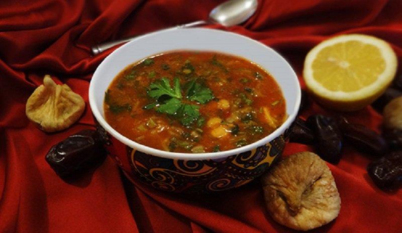 острый суп фото