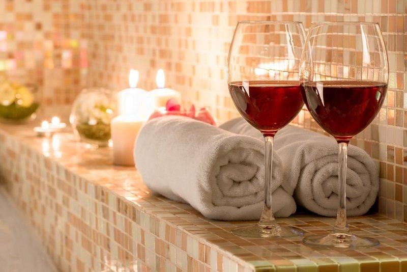 отдых на бане