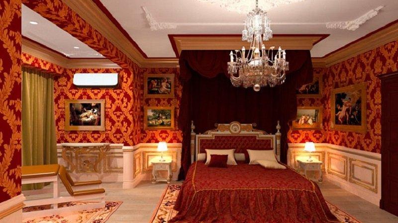необычный отель