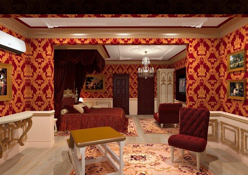 оригинальный отель