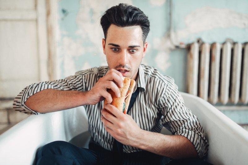 отказ о мяса для похудения