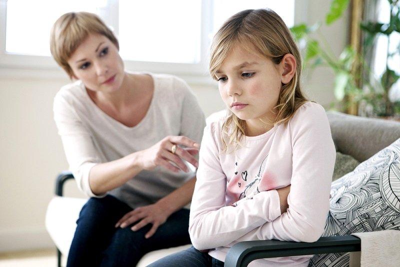 место ребенка в современной семье