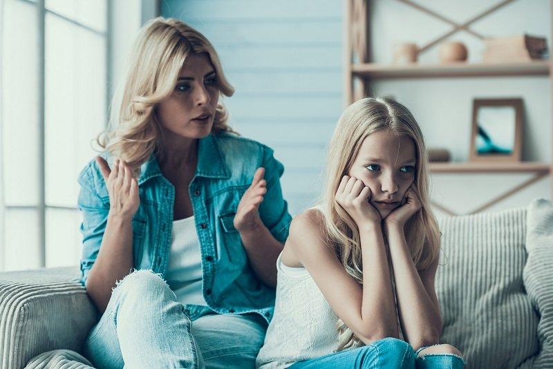 отношения с матерью психосоматика