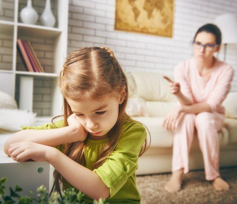 проблемы в отношениях между родителями и детьми