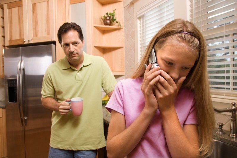 гармоничные отношения между родителями и детьми