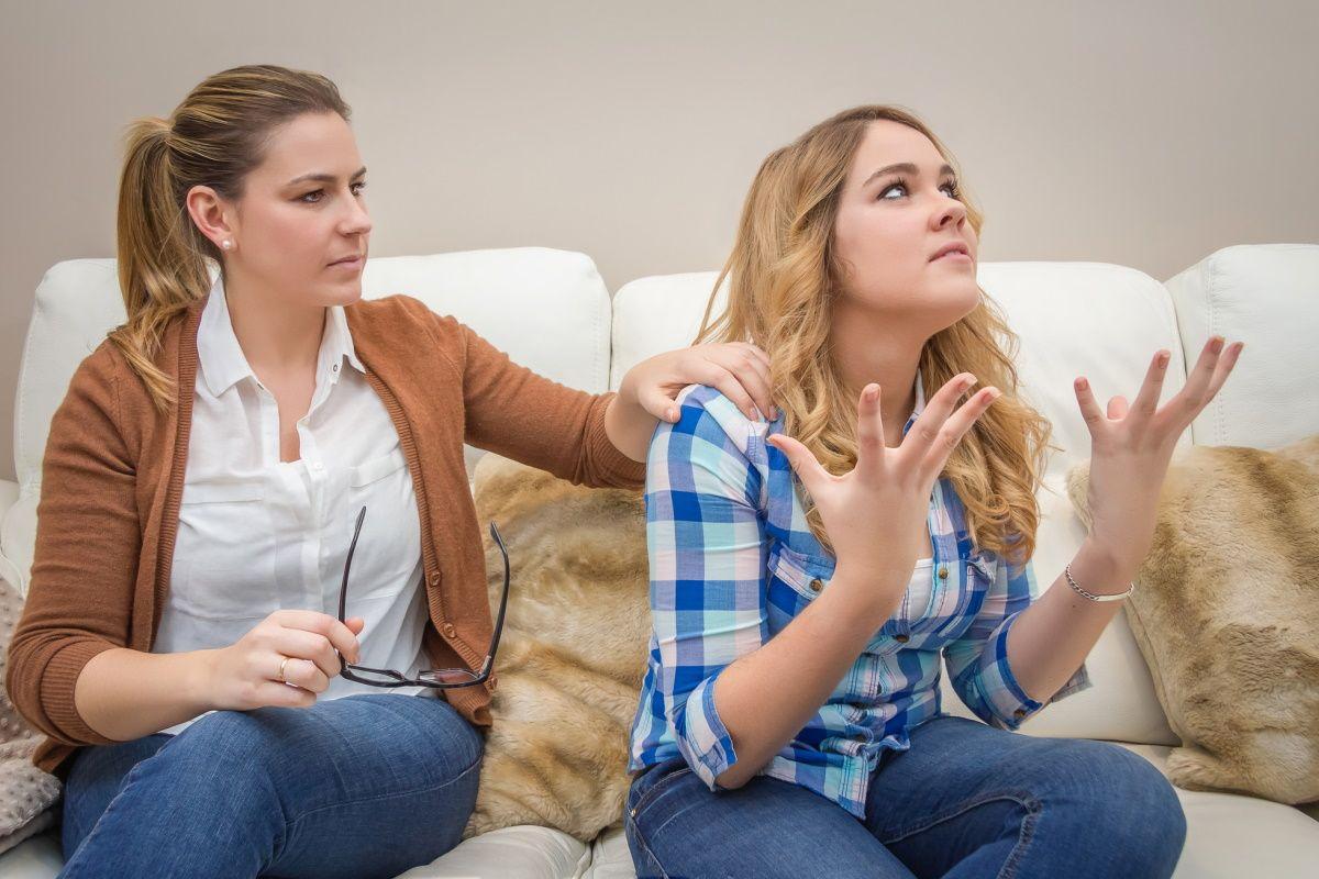 Отношения между сестрами