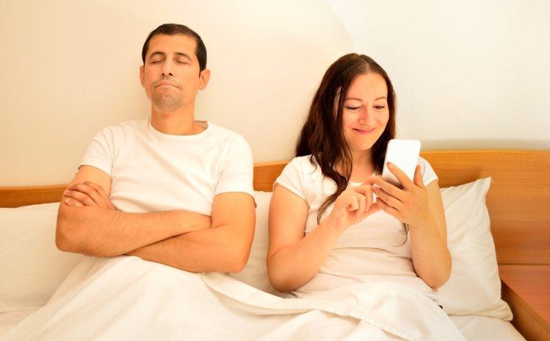 поведение женщины после расставания