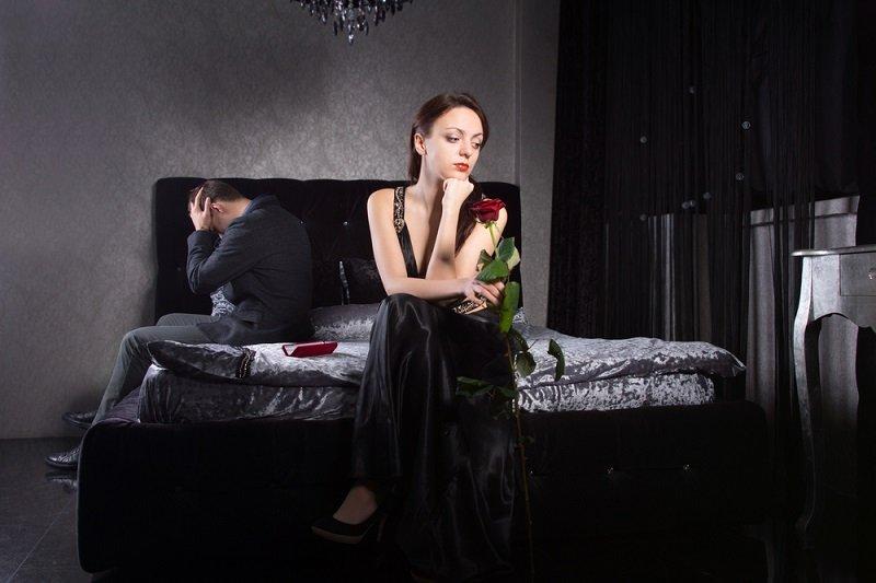 роман с женатым