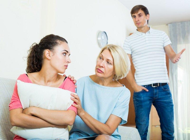 как наладить отношения с свекровью