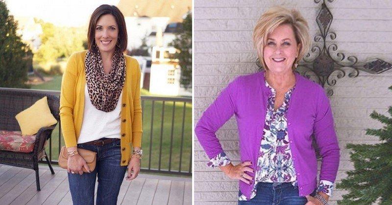 одежда для женщин 40 лет