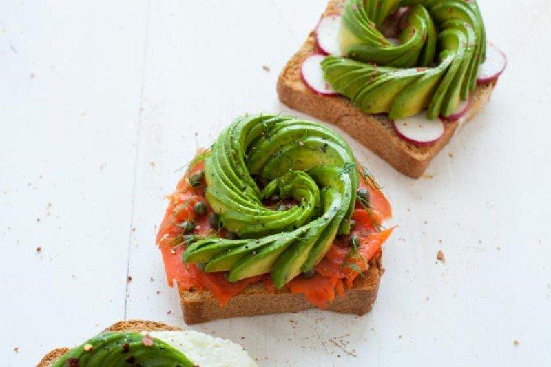 фруктовая и овощная нарезка