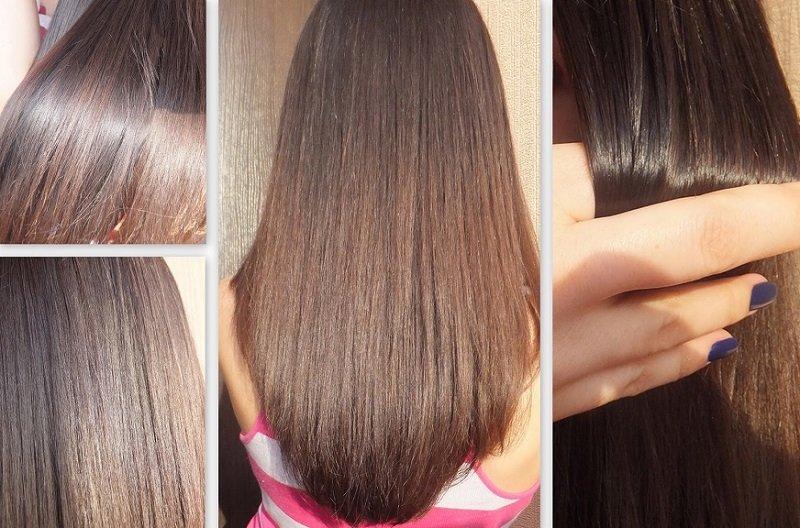 Маска для волос из пантенола