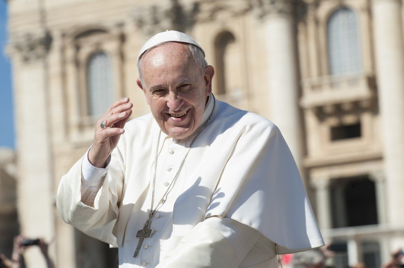 папа франциск иезуит