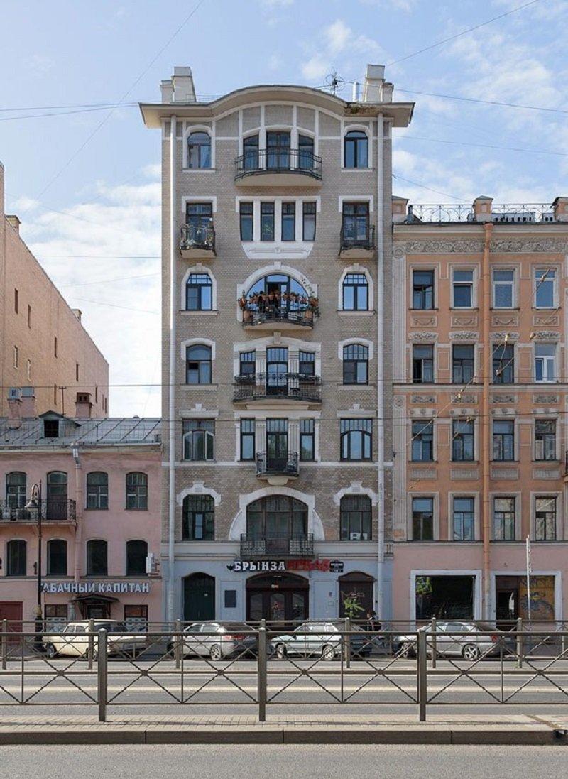 парадные подъезды санкт-петербурга
