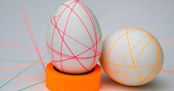 13 способов создания необыкновенных пасхальных яиц. Сделай праздник Пасхи еще светлее!