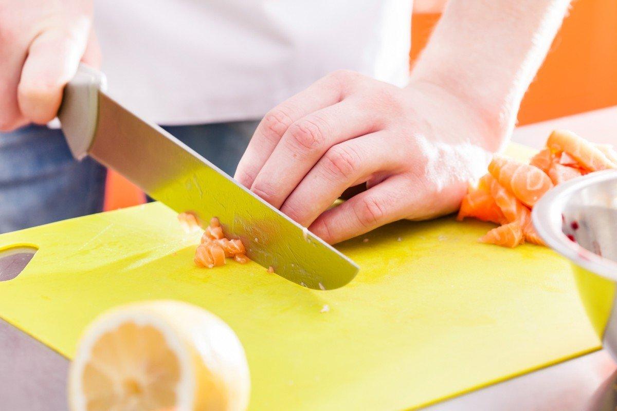 паштет из рыбы рецепт