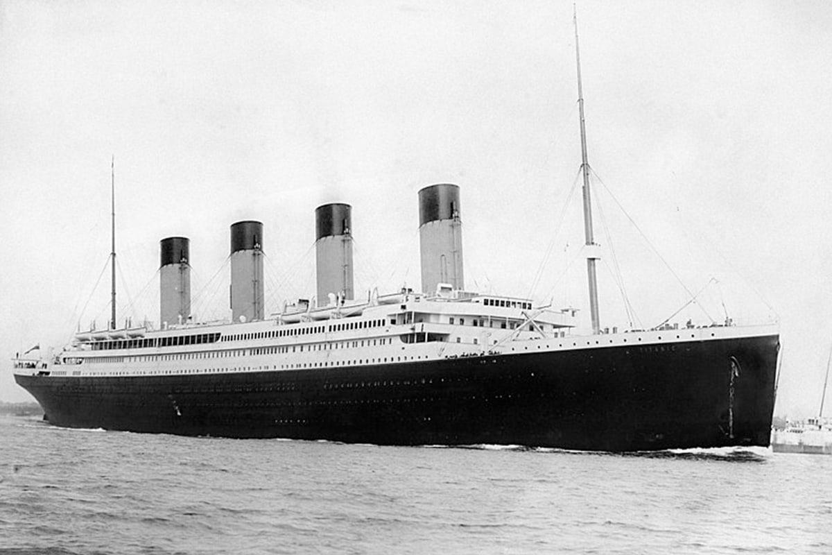 Реальные фото пассажиров «Титаника», что проявили невероятную собранность в шоковой ситуации