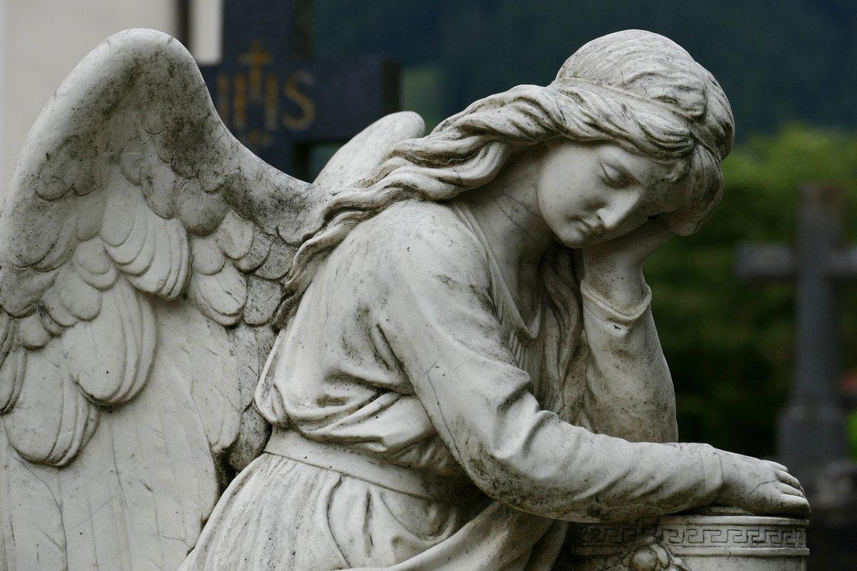 Печаль души, которая возникает из-за тоски по усопшим