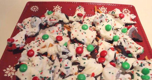 Печенье для ленивых, которое не нужно выпекать. О таком простом рецепте ты и не догадывался!
