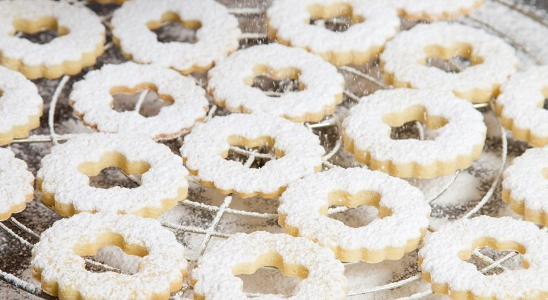 Печенье «Колечки»