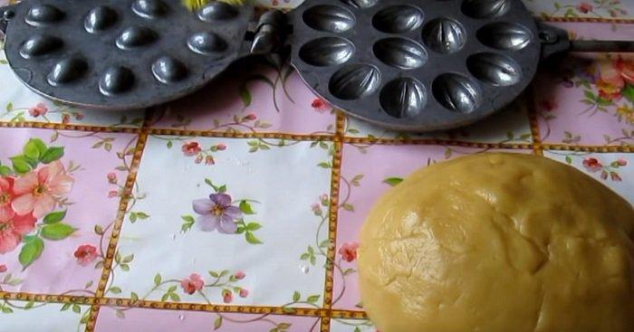 печенье со сгущенкой в духовке