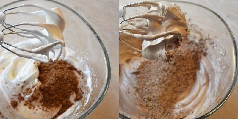 печенье с какао в духовке