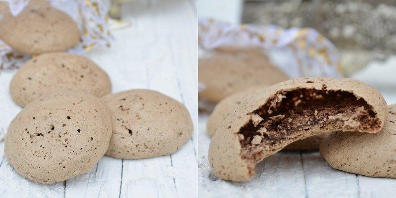 печенье с добавлением какао