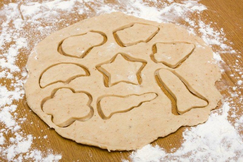 """Волшебное песочное печенье """"Всегда получается"""" (Пошагово +Фото)"""