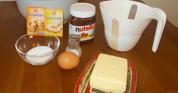 Вкуснейший рецепт печенья с «Нутеллой». Осторожно, возможно появление зависимости!