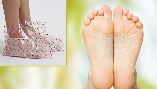 педикюр ногтей с грибком