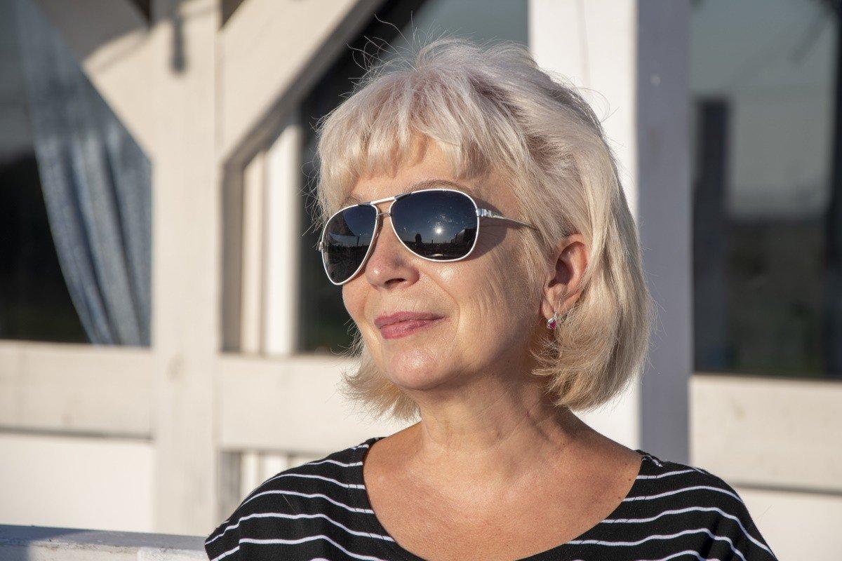 Познакомилась с новой соседкой, европейской пенсионеркой, говорю с ней о жизни часами