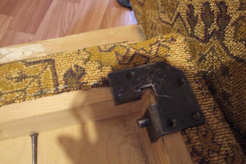 переделка мебели декупаж