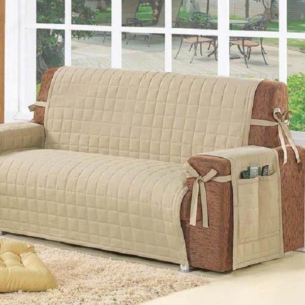 Como forrar un sofa viejo