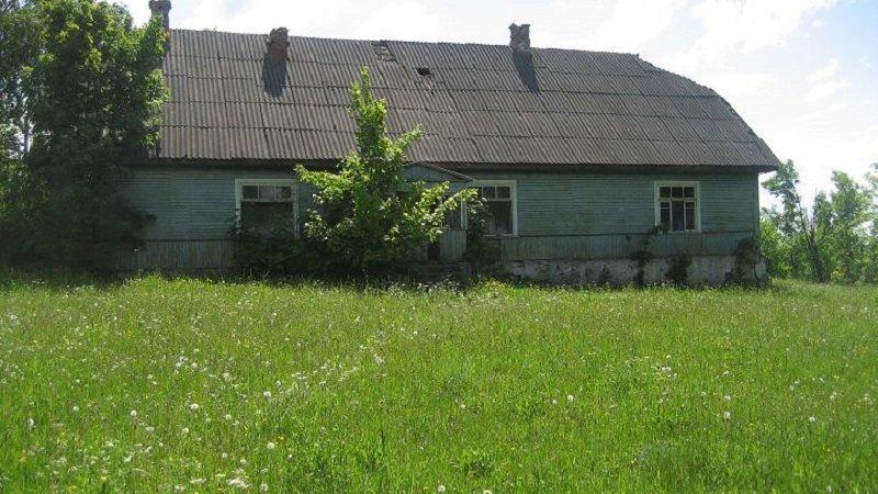 переделка старого дома в новый